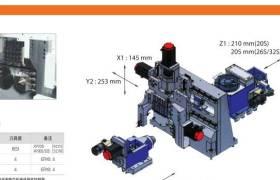 韓華縱切車削中心XP20S26S32S配件歡迎來電咨詢