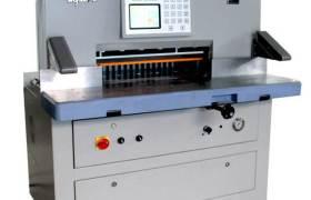 五豪WH-680DP液压切纸机进口阀件