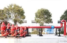 廠家定制深井變頻恒壓供水設備長軸深井消防增壓泵