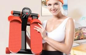 家用多功能踏步机家用迷你静音液压多功能便捷健身器材厂家直销